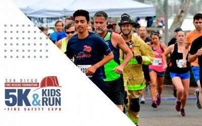San Diego Fire Rescue Foundation 5K & Kids Run