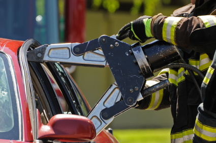 image of vehicle rescue tool